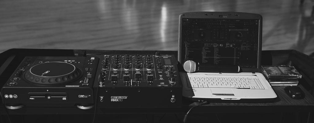 DJ Jarqus - sprzęt